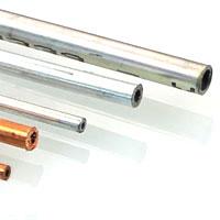 Stahlrohr - Edelstahlrohr - Kupferrohr 4, 6, 10 mm